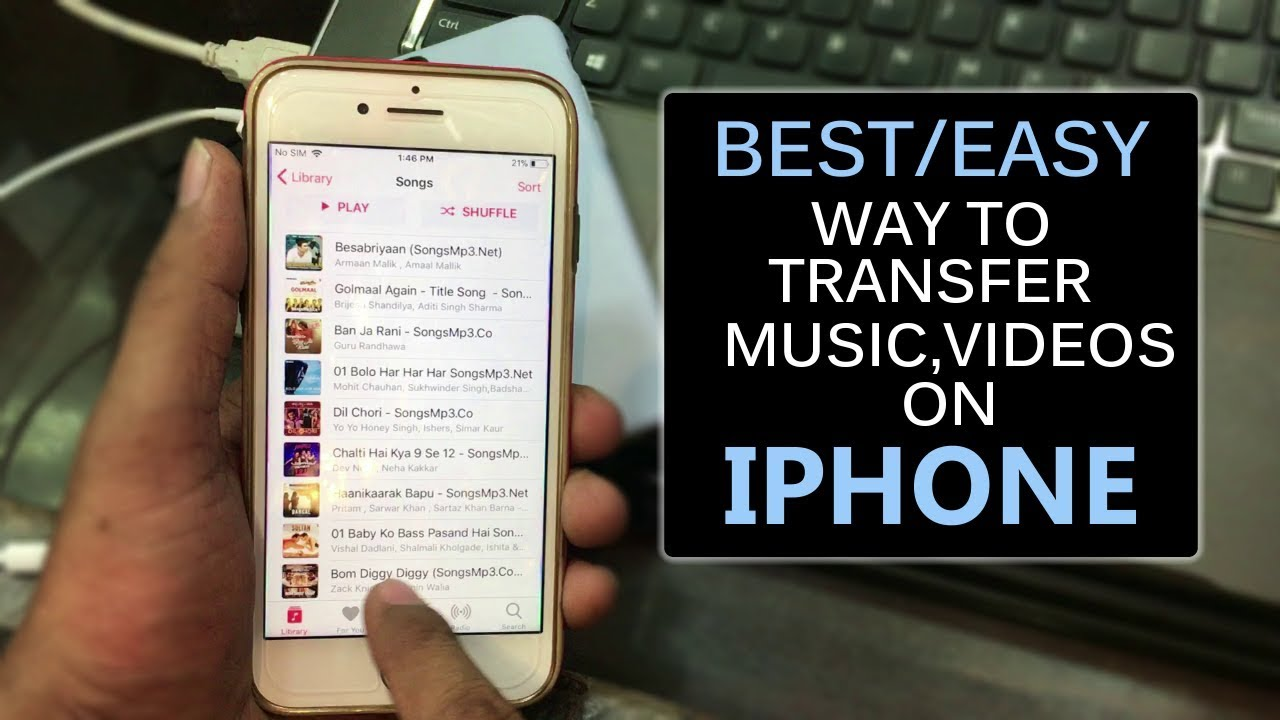 best way to get music on iphone best and easy way to transfer to 19682