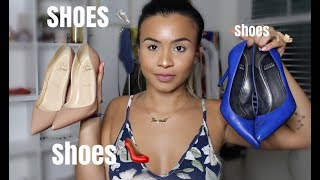 Shoe Collection | My Updated Shoes