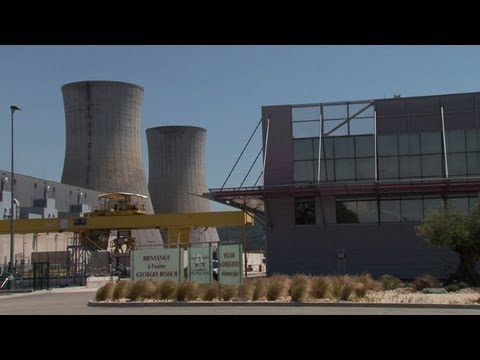 France updates uranium enrichment facilities