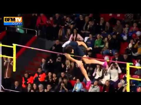 Renaud Lavillenie World Record - 6.16m