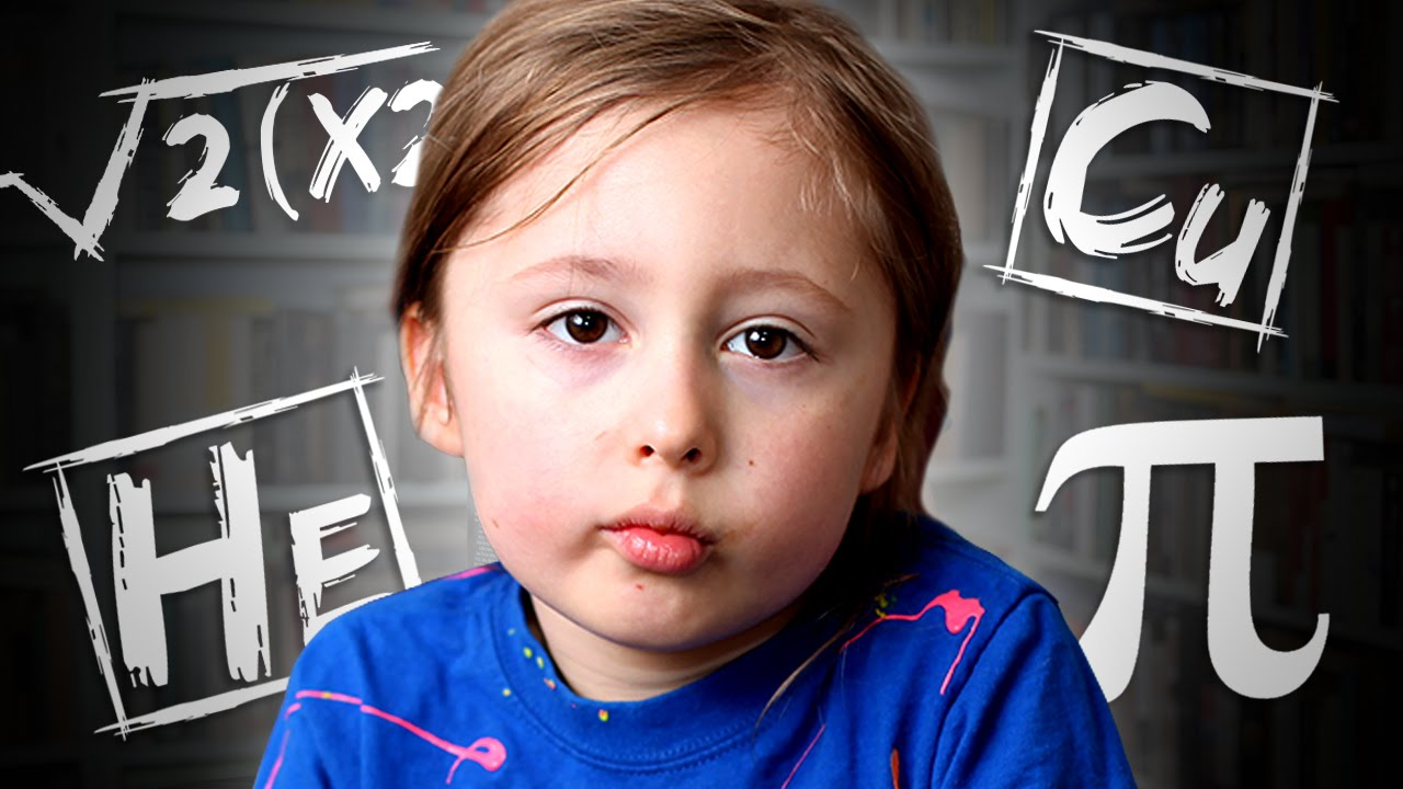 Telepathic' Genius Child Tested By Scientist