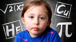 """Telepathic"" Genius Child Tested By Scientist SUBSCRIBE to the Barc..."