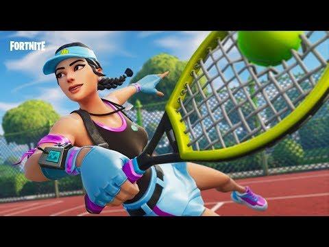 בלי חיים בלי מגנים 24 הריגות שהגרפלר עוד היה במשחק - סקין הטניס הגיע !