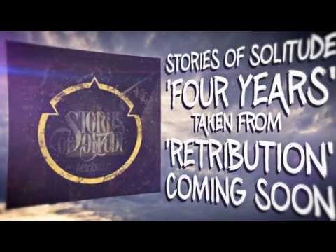 Stories Of Solitude - Four Years ft Jordan Swickard (Official Lyric Video)