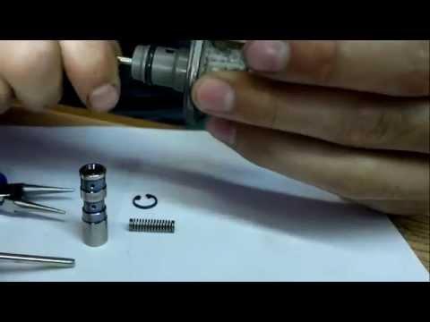 видео: Регулятор давления ТНВД common rail
