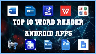 Top 10 Word Reader Android App   Review screenshot 5