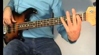 Wilson Pickett - Don't Knock My Love - Bass Cover