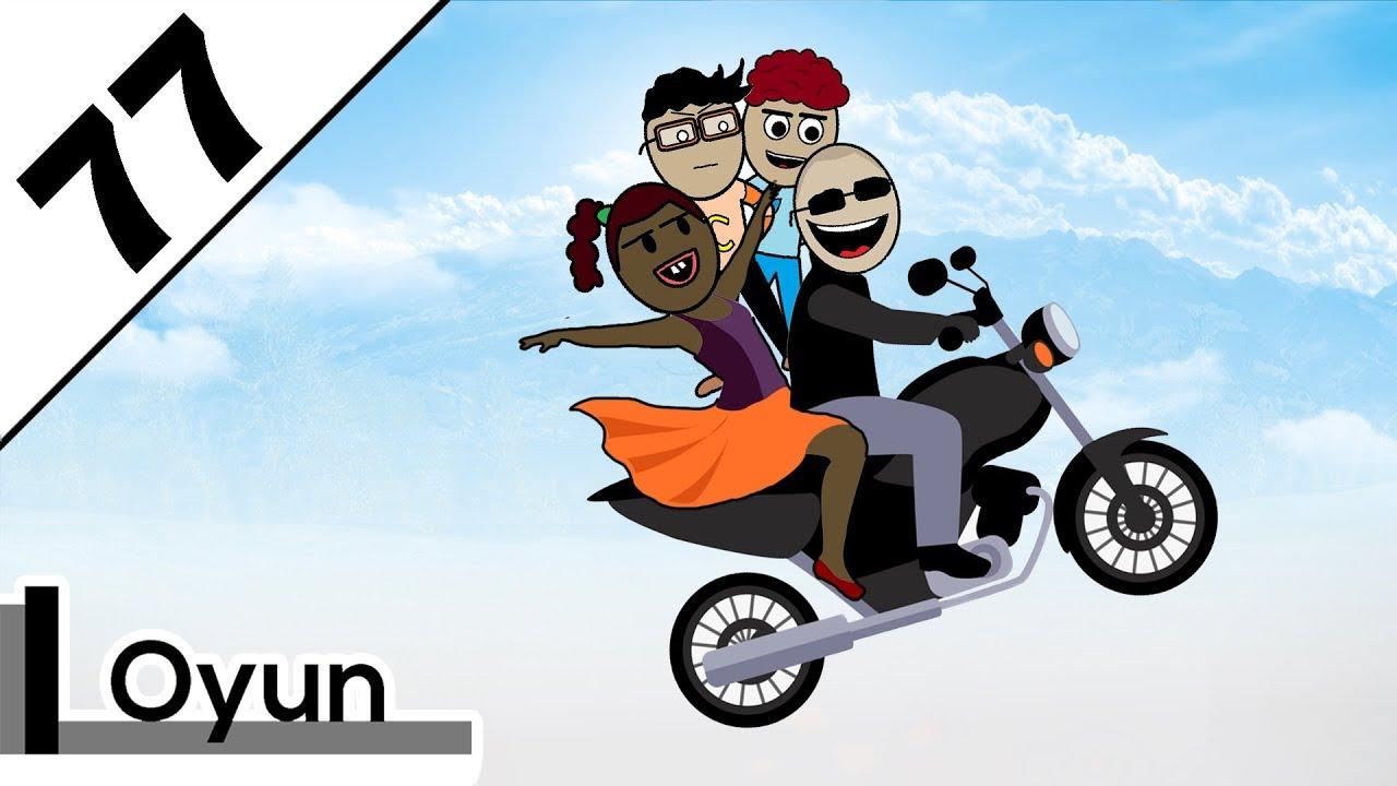 PUBG - Motosiklete 4 Kişi Binme Taktiği(!)