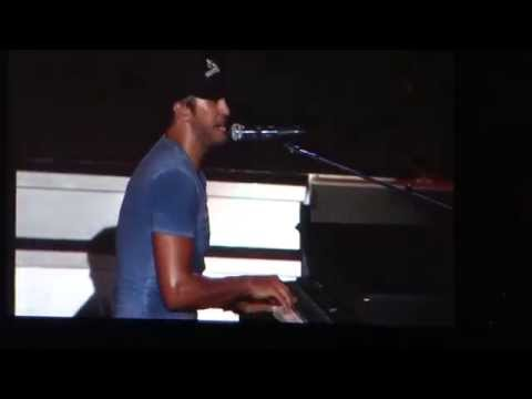 Luke Bryan - Sweet Home Alabama (ROLL TIDE ROLL!) - Oak Mtn 7/23/14