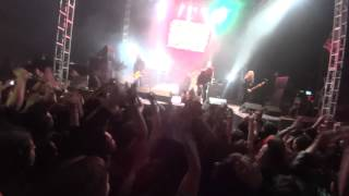 Arch Enemy - Snow Bound + Nemesis + Fields of Desolation (Outro) - Bogotá (Colombia) 2015
