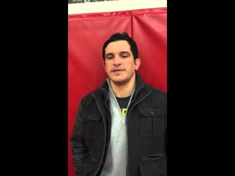 Testimonial from Frank Popolizio of Journeymen Wrestling