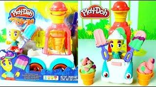 Plastilina Play Doh Carrito de Helados Play Doh Ice Cream Truck| Mundo de Juguetes