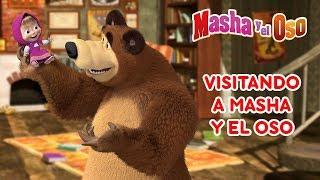 Masha y el Oso  Visitando a Masha y El Oso