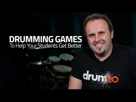 Drumming Games To Help Your Students Get Better - Drumeo Lesson