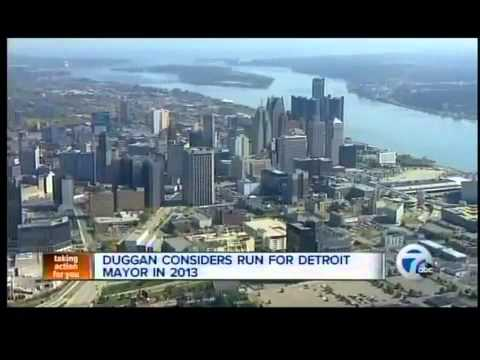 Mike Duggan to run for Detroit mayor?