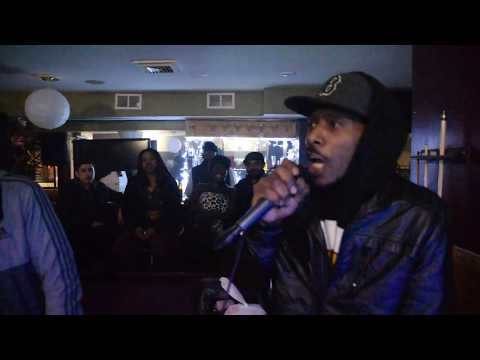 ALL ARTISTS IN ║ OPEN MIC FREESTYLE SESSION ║ THE LOUNGE, OASIS CAFE, BOSTON, MA ║ LIVE REGGAE 2018