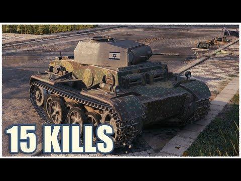 Most Toxic Tank • Pz.Kpfw. II Ausf. J • WoT Gameplay