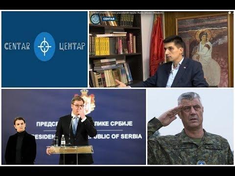 U CENTAR Vučiću, ko će na Kosovu braniti Srbe? (Mladen Obradović)
