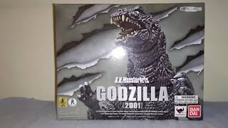 BOX DAY!!! - S.H.MonsterArts Godzilla (2001)