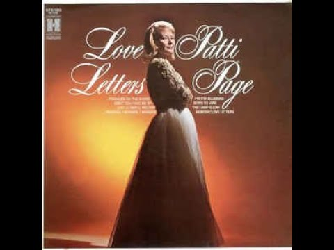 Patti Page – Love Letters - 1969 mp3