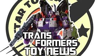 Transformers Toy News Recap - 25/05/2015