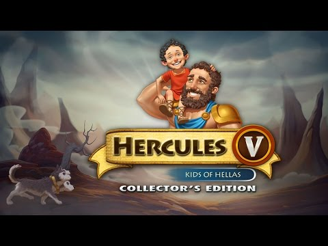 12 Labours of Hercules V: Kids of Hellas Collector