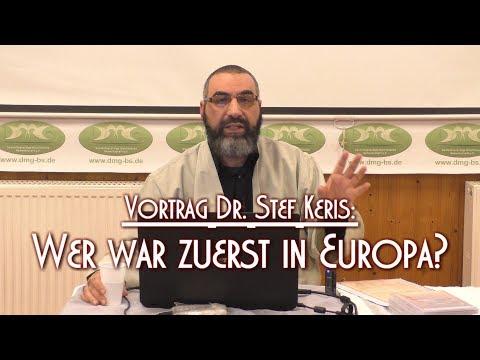 WER WAR ZUERST IN EUROPA? Mit Dr. Stef Keris Am 01.02.2019 In Braunschweig