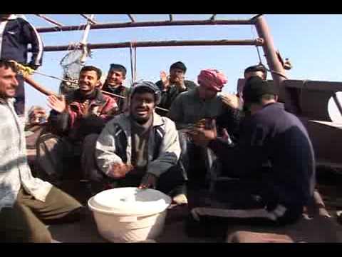 ميناء الصيادين - اخراج باسم جهاد مطر            fishermen port - Director : Bassim Jihad