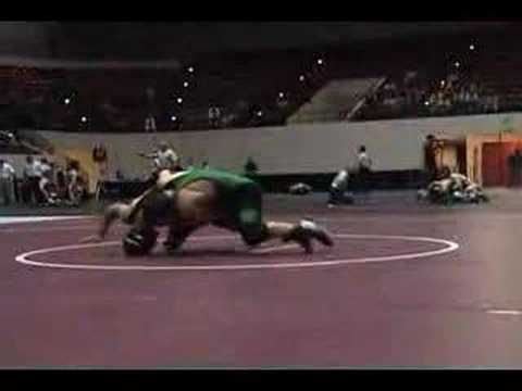 Northwest Missouri State University Wrestling Highlights!