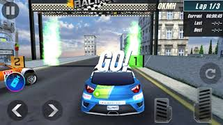 Real Racing 3d : Speed Car lap Racing Games - Gameplay Android game
