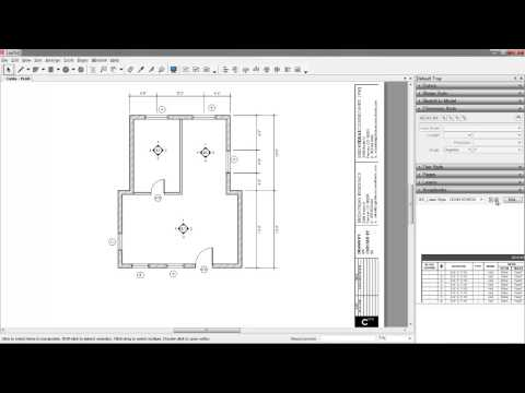 06 Sketchup / Layout / Construction Documents