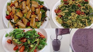 4 EASY VEGAN RECIPES   I can't cook but here goes :D   Lauren Curtis