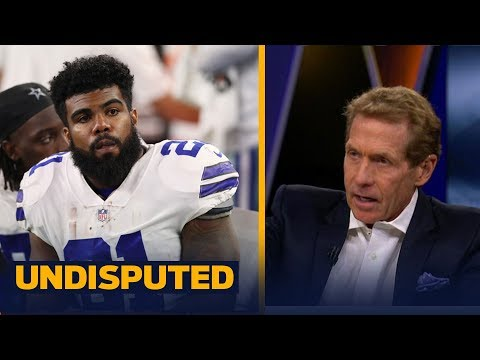 Ezekiel Elliott's camp believes he will lose suspension appeal - Skip Bayless reacts | UNDISPUTED