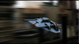 Raumschiff aus AE (kein 3D-Programm nötig)
