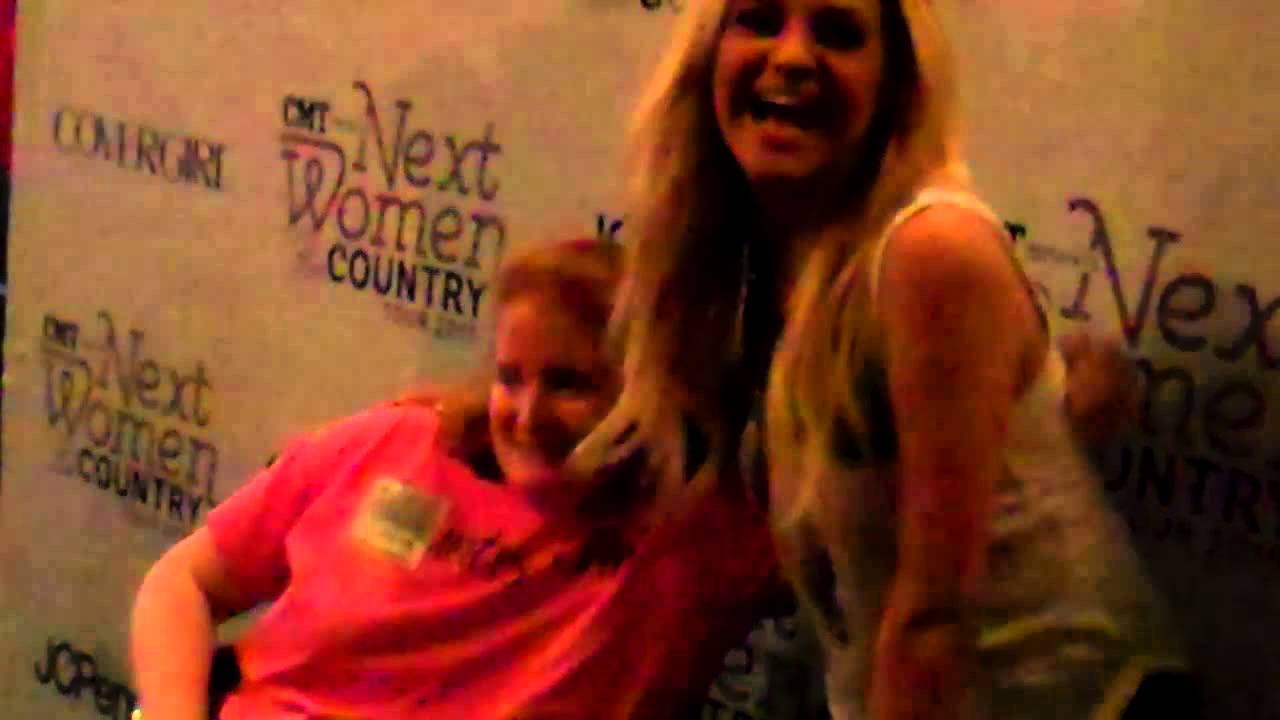 Katy Bowersox At The Kelsea Ballerini Meet And Greet Youtube
