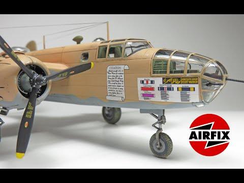 Airfix 1:72 B-25 C/D Mitchell