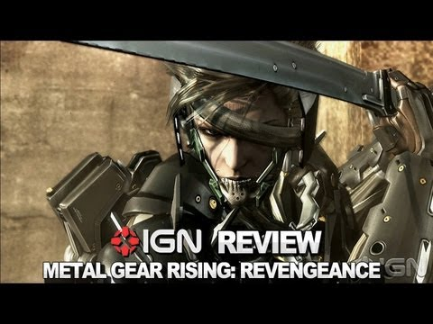 IGN Reviews - Metal Gear Rising: Revengeance Video Review
