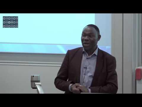 Symposium on Big Data and Human Development: Professor Bitange Ndemo