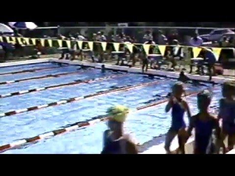Owensboro City Swim Meet 1984