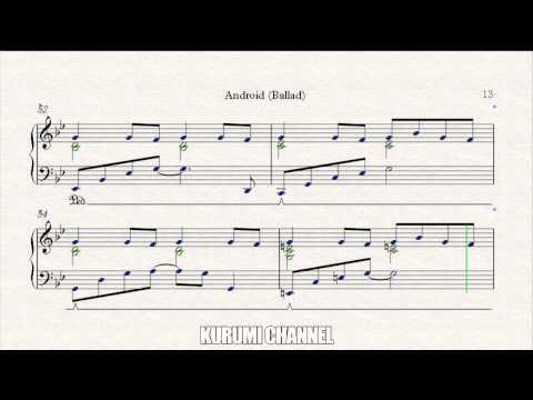 ANDROID (Ballad arrange) TVXQ/DBSK(東方神起)