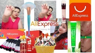 Ali express haul India | Aliexpress.com mini unboxing / haul| Affodable Product review in hindi