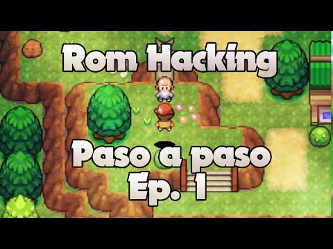 Como crear un hack rom Pokemon | Rom Hacking Paso a Paso #1