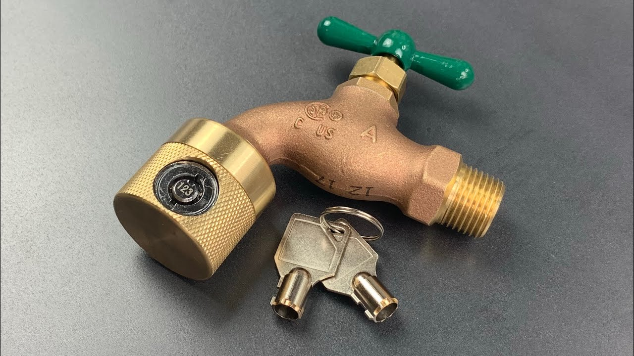 840 flow security systems faucetlock picked fast