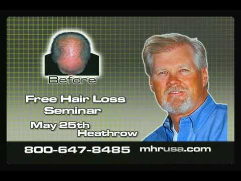 Hair Loss Tv Commercials Medical Restoration Full On Productions Orlando Video Production