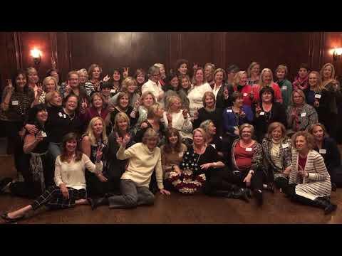 Delta Gammas Sing SMU Fight Song at 40 Year Reunion