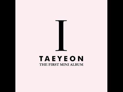 [AUDIO] TAEYEON (태연) - 쌍둥이자리(Gemini) [The 1st Mini Album]