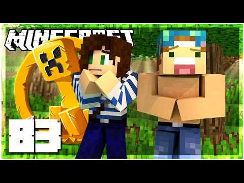 LOST IN A FOREST! | HUNGER GAMES MINECRAFT w/ STACYPLAYS! | SEASON 2 EP 83