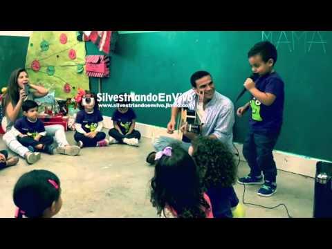 Video de  Bebe Dangond Con Silvestre Dangond cantando