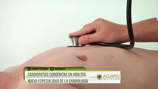 Cardiopatías congénitas en adultos, nueva especialidad de la cardiología