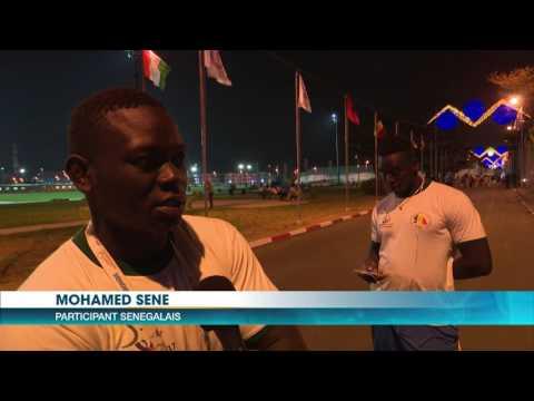 8e Jeux de la Francophonie : Abidjan en mode lumière